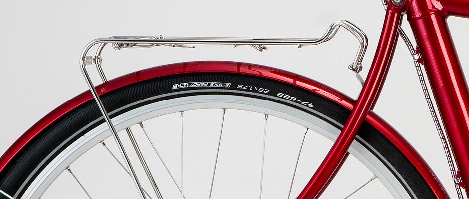 greenbike pesaro-accessori bici-portapacchi posteriore bici Stella