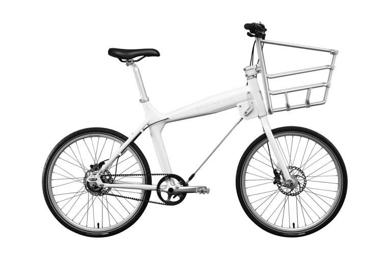 greenbike pesaro-biomega-Boston con cesto pieghevole