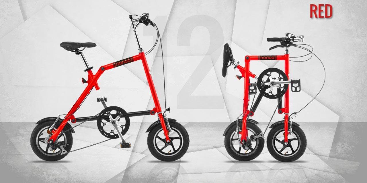 greenbike pesaro-bici pieghevoli-Nanoo 12