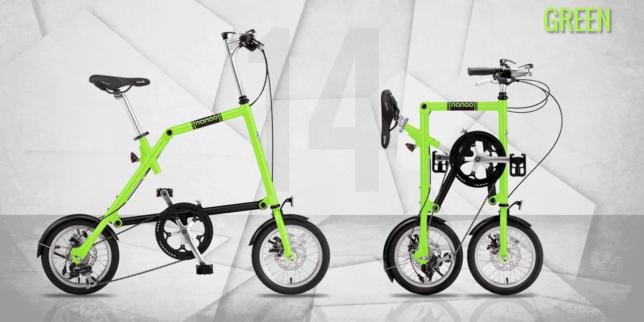 greenbike pesaro-bici pieghevoli-Nanoo 14