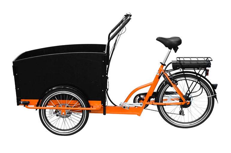 greenbike pesaro-cargobike elettriche-pandabike-Minivan