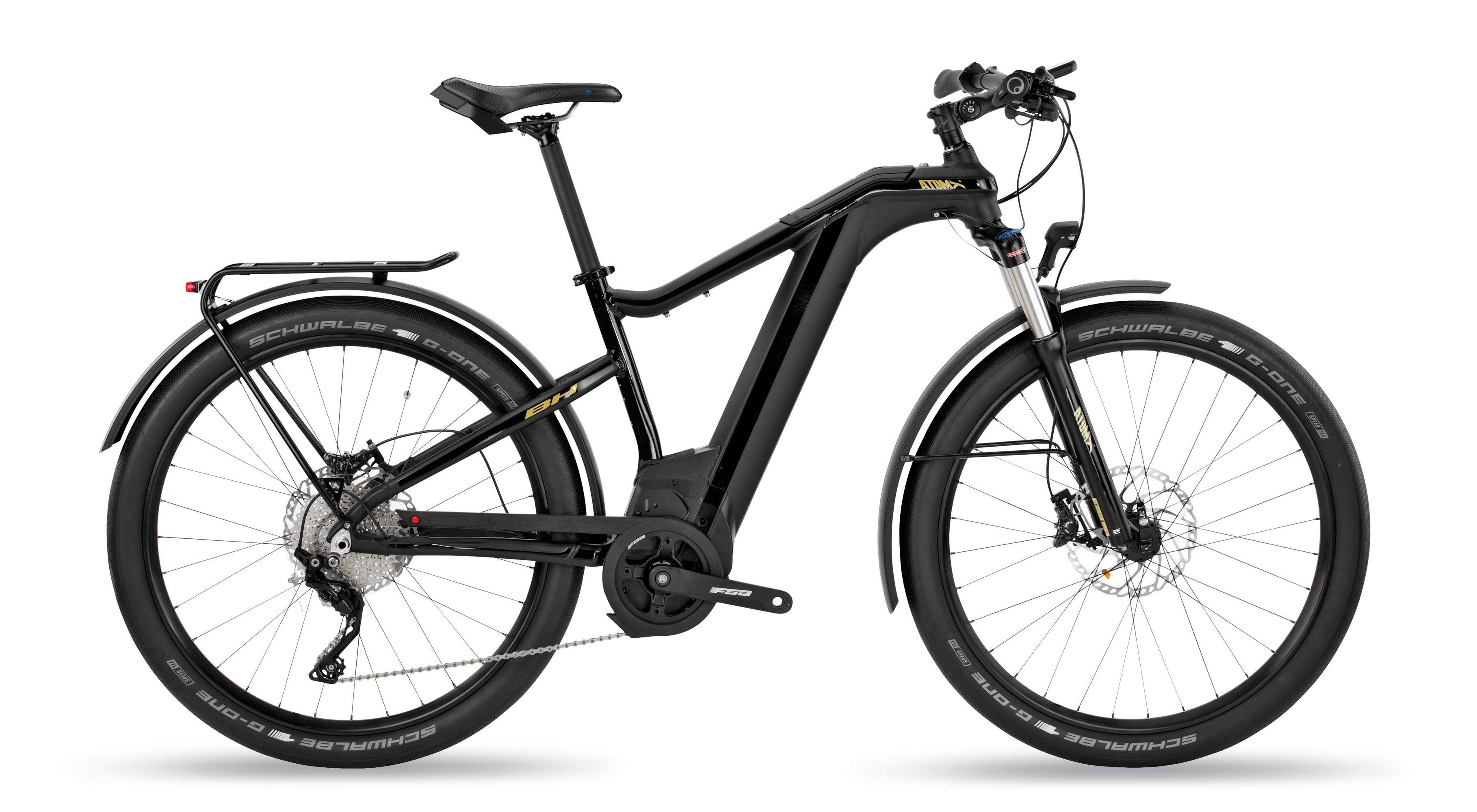 greenbike pesaro-bici elettriche-BHbikes-motore centrale-Atom-X Cross Pro