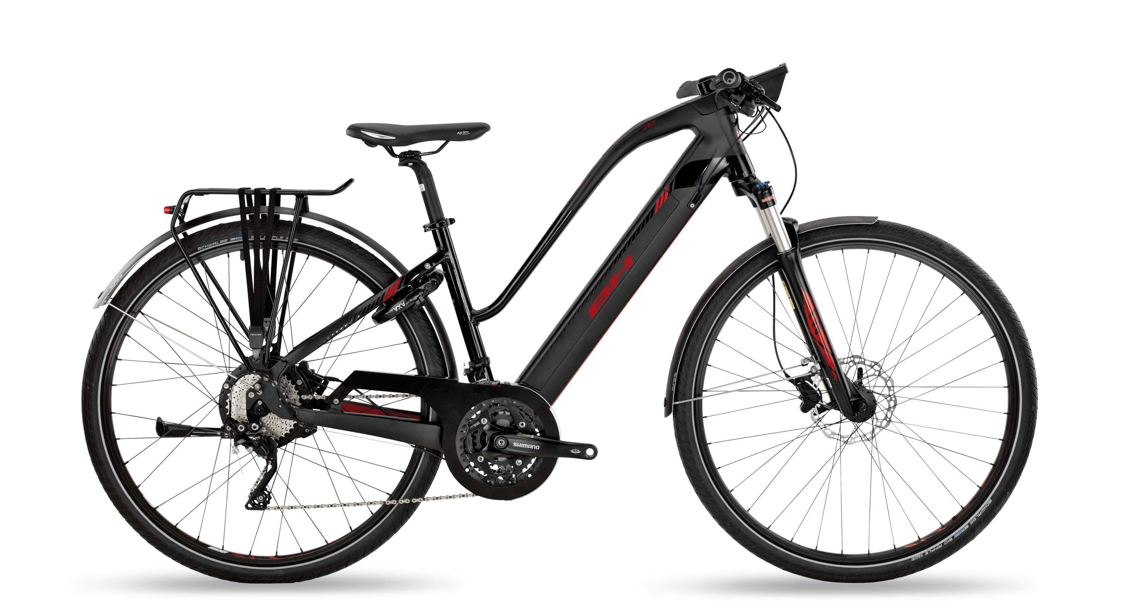 greenbike pesaro-BHbikes-bici elettriche-Evo Jet Pro
