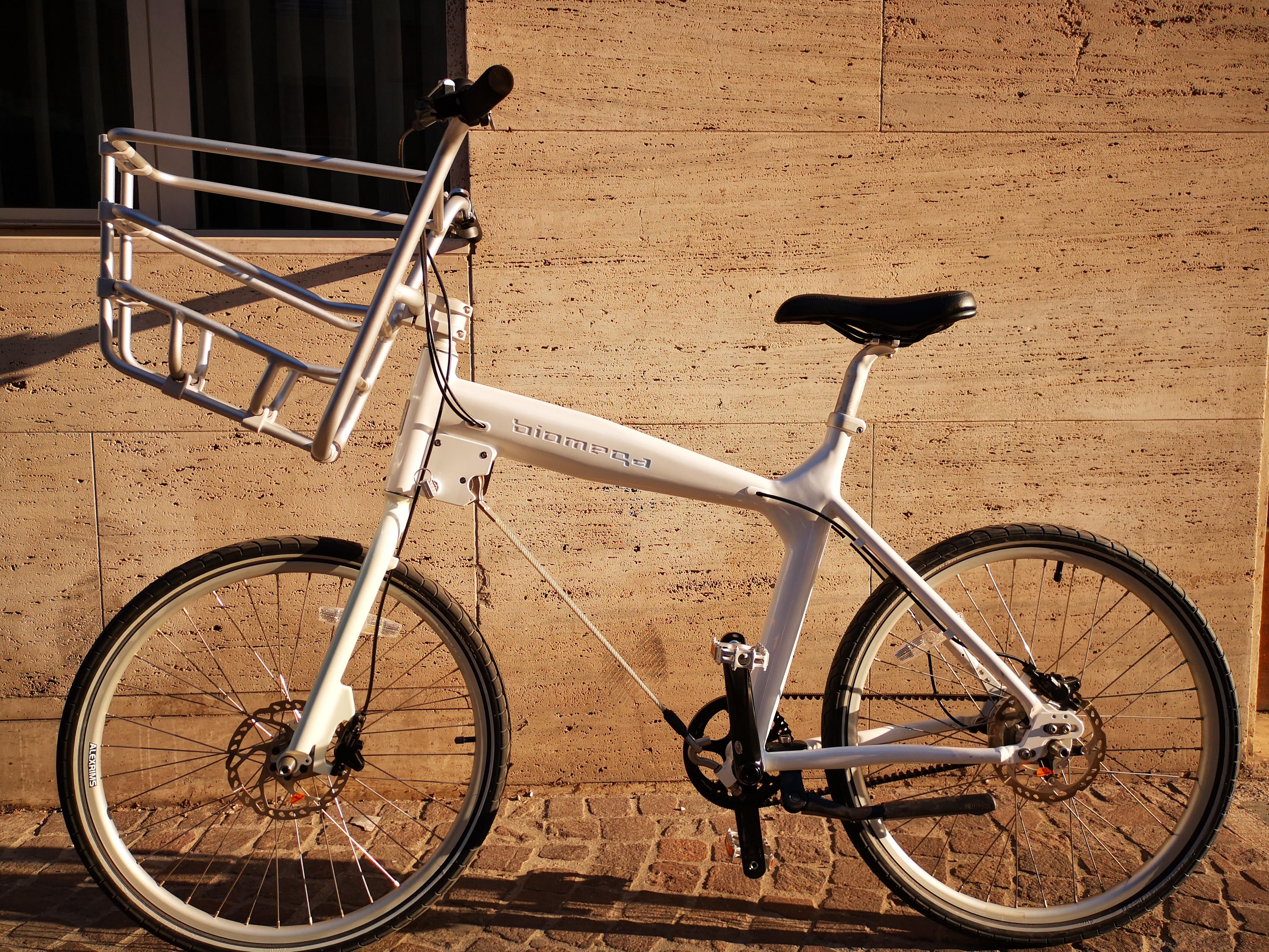 greenbike pesaro-Biomega-Bpston 24-bici con cinghia