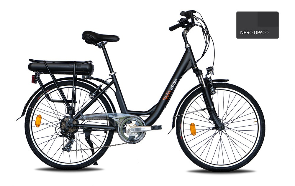 greenbike pesaro-bici elettriche-OSME bike-Summer plus 26