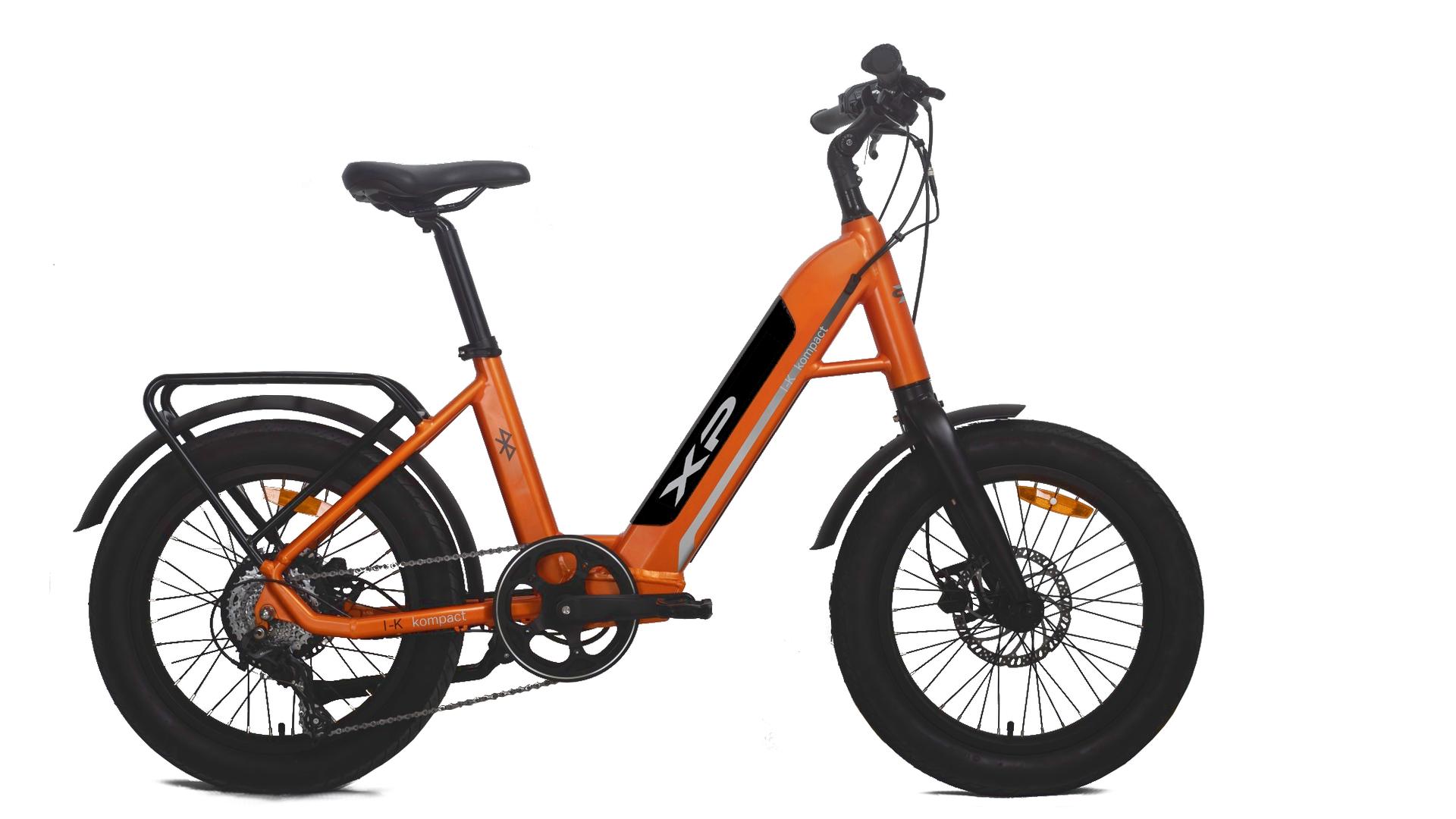 "greenbike pesaro-bici elettriche-XP bikes-I-K Kompact-ruota 20"""