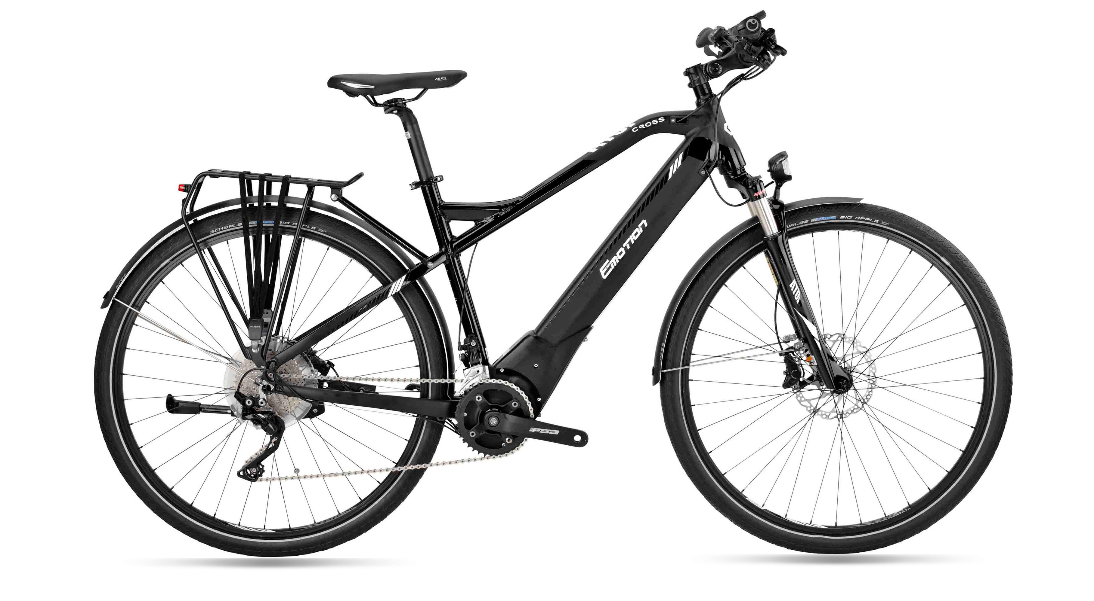greenbike pesaro-BH Bikes-bici elettriche motore centrale-Atom Cross Pro
