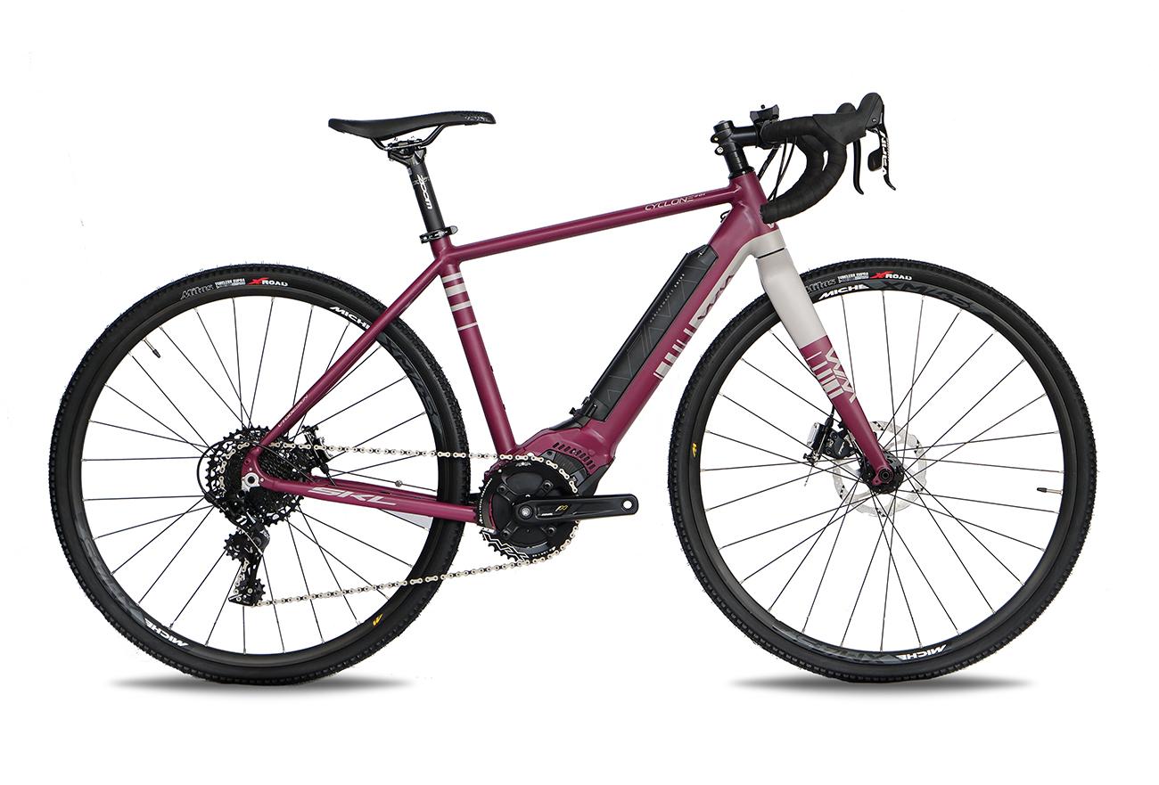 greenbike pesaro-bici elettriche-gravel elettriche motore Polini-OSME-Cyclone
