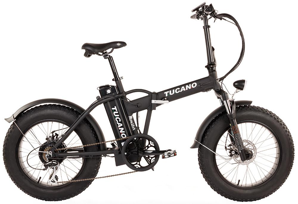 """greenbike pesaro-bici elettriche pieghevoli 20""""-tucano bikes-Monster 20"""