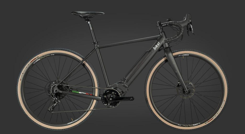 greenbike pesaro-bici Gravel elettriche-Bikel-Weekender + - bici con motore Polini
