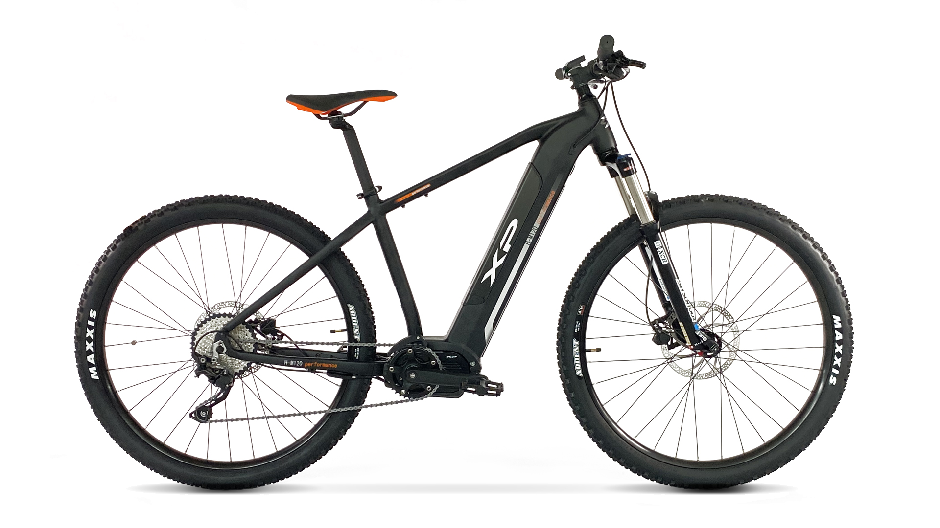 greenbike pesaro-MTB elettrica-XP Bikes-MTB front H-M120